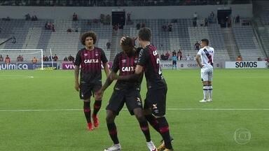Vasco perde após onze jogos, e cai para a nona colocação do Campeonato Brasileiro - Vasco perde após onze jogos, e cai para a nona colocação do Campeonato Brasileiro