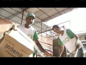 Projeto em Iapu quer reciclar 60% do lixo produzido na cidade - Ação faz parte do Festival Eco Cultural.