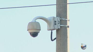 Câmeras de segurança em ruas de Descalvado estão sem funcionar desde o início do ano - De janeiro a setembro de 2017 o números de furtos e roubos somam 285 casos.
