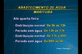 Cosanpa faz rodízio de abastecimento de água em oito bairros de Marituba - Serão atingidos os bairros do Centro, Pedreirinha, São José, Colônia, Mirizal, Decouville, parte de Tereza d'Ávila e parte do bairro do Japão
