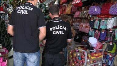 Operação desmonta quadrilha que explorava prostituição, roubo de cargas e jogos de azar - Lojas físicas em Porto Alegre eram usadas para fazer lavagem de dinheiro.