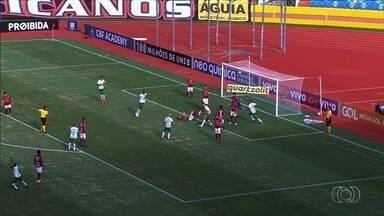 Atlético-GO cai e disputará Série B 2018 com Goiás e Vila - Torneio terá três times goianos.