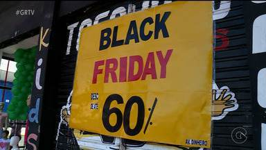 Em Petrolina lojas já anunciam descontos da Black Friday - O consumidor está atento para não ser enganado