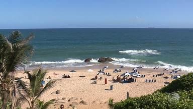 Previsão do tempo: sol deve brilhar forte em Salvador pelo menos até a quinta-feira (23) - Veja mais detalhes na previsão.