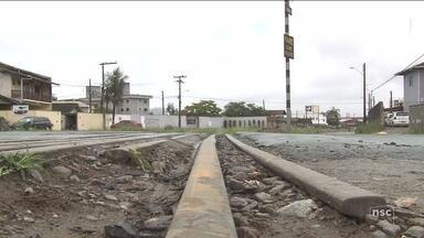 STF encerra ação sobre passagem de trens na área urbana de Joinville - STF encerra ação sobre passagem de trens na área urbana de Joinville