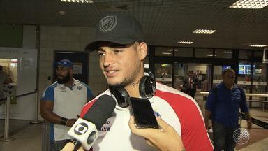 Bahia: jogadores ganham 2 dias de folga após derrota; Jean desconversa sobre o São Paulo - O próximo desafio do tricolor acontece no domingo (26).