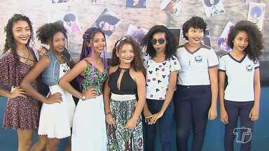 Escola em Santarém realiza programação para mostrar a importância da cultura negra - A programação, realizada na manhã de terça-feira (21), visa conscientizar os alunos sobre a importância e a valorização da cultura.