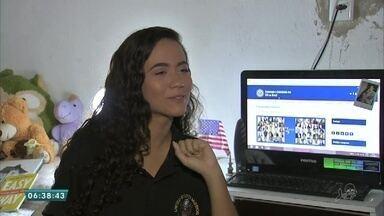 Projeto jovem embaixador seleciona jovens para estudar nos Estados Unidos - Saiba mais em g1.com.br/ce