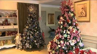 Lojas do comércio de Aracaju entram no clima do Natal - Lojas do comércio de Aracaju entram no clima do Natal.
