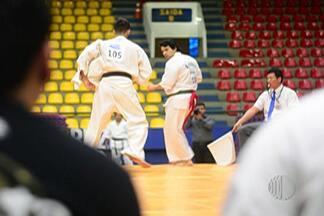 Mogi das Cruzes sedia Campeonato Sulamericano de Caratê - Campeonato Kyokushin Oyama foi atração no domingo (19).