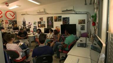 'Mundo dos games': Bahia começa a ganhar destaque no desenvolvimento de jogos eletrônicos - Confira na primeira reportagem especial da série sobre games.