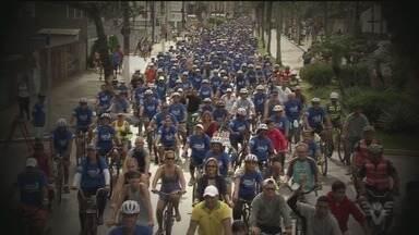 Passeio Ciclístico de Praia Grande já está com inscrições abertas - O evento já virou tradição na cidade e acontecerá em janeiro de 2018.