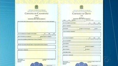 Emisão de certidões passa por algumas modificações a partir desta quarta-feira (21) - Mudanças entraram em vigor em todo Brasil.