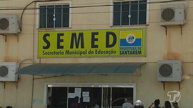 Operação cumpre mandados após investigações de diplomas falsos na Semed em Santarém - A ação é em combate a crimes contra a administração pública, inclusive com a venda de vagas na secretaria.