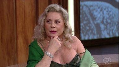 Vera fala sobre sua trajetória no cinema e manda recado para Silvio de Abreu - Atriz afirma que quer voltar a fazer novelas