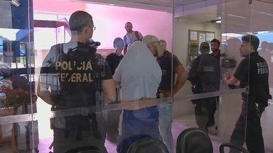 PF deflagra operação para desarticular rede internacional de tráfico de drogas - Uma pessoa foi presa em Tabatinga, no AM.