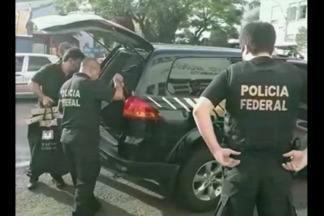 Operação Laranja Mecânica é deflagrada pela Polícia Federal em Santana do Livramento, RS - Ação visa o combate à fraudes em licitações para o transporte público escolar.