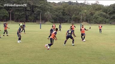 Para o Londrina, a Série B não terminou - Apesar de não ter mais chances de acesso, Tubarão quer vitória na última rodada contra o Vila Nova