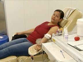 Semana do Doador de Sangue é realizada em Montes Claros - Muitas pessoas dependem desse gesto de amor.