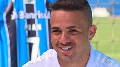 Predes7inados: próximo de consagração, Luan quer marcar história no Grêmio - Atual camisa 7 do Grêmio pode se consagrar vencendo a Libertadores.