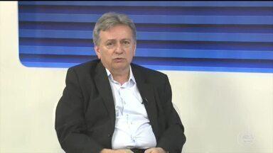 Secretário de Mineração fala sobre parques eólicos e solares do Piauí - Secretário de Mineração fala sobre parques eólicos e solares do Piauí