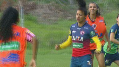 Atacante do time feminino da Ferroviária é convocada para amistoso da Seleção Brasileira - Jogo irá acontecer no Chile.
