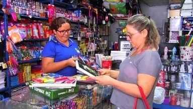 Ministério público do Crato orienta população sobre a compra de materiais escolares - Saiba mais em g1.com.br/ce