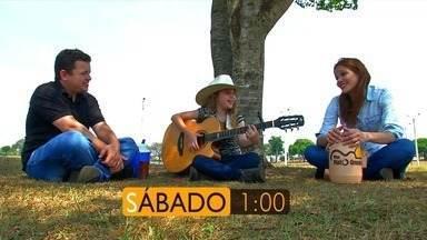 Gabi Andrade tira o pai da depressão cantando, confira no Meu MS deste sábado 25/11 - Gabi Andrade tira o pai da depressão cantando, confira no Meu MS deste sábado 25/11.