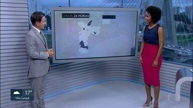 Confira a previsão do tempo para a quinta-feira (23) - Confira a previsão do tempo para a quinta-feira (23).