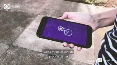 Aplicativo de celular promete ajudar mulheres vítimas de violência doméstica - As mulheres vão poder acessar o aplicativo toda vez que se sentirem em perigo.