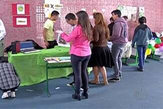 Fatec realiza exposição de agronegório em Mogi das Cruzes - Trabalho de alunos de vários cursos ficam expostos na unidade até sexta-feira.
