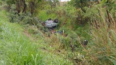 Polícia encontra explosivos em carro apreendido após perseguição em Uberlândia (MG) - Polícia encontra explosivos em carro apreendido após perseguição em Uberlândia (MG)