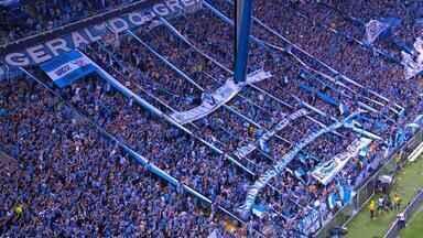 Grêmio e Lanús começam a decidir a final da Libertadores nesta quarta-feira (22) na Arena - Assista ao vídeo.