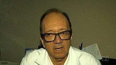 Após dizer que operaria paciente cega 'quando quisesse', médico diz estar arrependido - Caso aconteceu em Itumbiara.