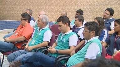 Rede Amazônica faz campanha em prol do Novembro Azul - Grupo realizou dia de atividades com servidores, nesta quarta-feira (22).