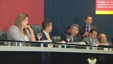 Assembleia convoca secretários para responder sobre orçamento previsto para 2018 no AM - Contratos com empresas terceirizadas e salários de servidores foram mencionados na reunião.