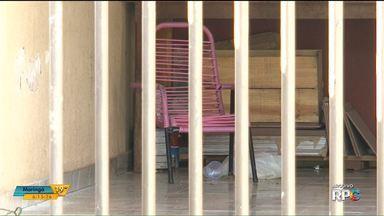 Polícia prende suspeito de matar pai e filha em Paranavaí - Eles foram mortos dentro de casa no início do mês.