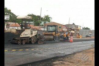 Um operário morre esmagado durante pavimentação da avenida João Paulo II, em Belém - O acidente aconteceu na manhã de quarta-feira (22)