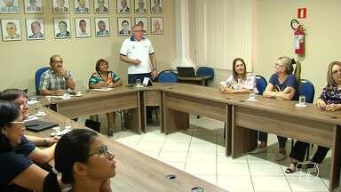 Reunião discute sobre problemas causados por interrupções de energia elétrica em Santarém - Encontro entre o presidente da Associação Comercial e Empresarial de Santarém e concessionária de energia elétrica aconteceu na quarta-feira.