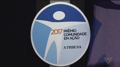 """Projeto """"Comunidade em Ação"""" premia vencedores - A cerimônia aconteceu no Sesc de Santos."""