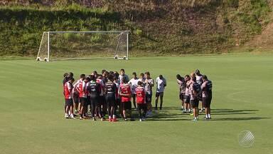 Vitória: Mancini fala sobre o 'jogo de seis pontos' contra Ponte Preta - Confira as notícias do rubro-negro baiano.