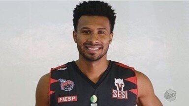Leandrinho chega ao Franca Basquete em dezembro - Jogador reforça o time do técnico Helinho na disputa pelo título do NBB 2017.