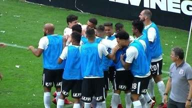 Os gols de Corinthians 2 x 2 Atlético-MG pela 37ª rodada do Campeonato Brasileiro - Os gols de Corinthians 2 x 2 Atlético-MG pela 37ª rodada do Campeonato Brasileiro