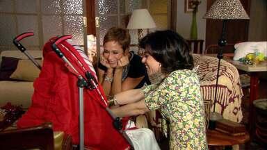 Carol Volta A Causar Confusão Em Copacabana
