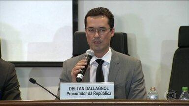 Procuradores da República fazem balanço da operação Lava Jato - Encontro foi no Rio de Janeiro. Os Procuradores falaram da importância das escolhas que serão feitas nas próximas eleições.