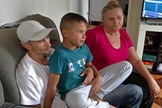 Corrida em Mogi ajuda tratamento de criança - Evento é no domingo (3). Menino tem doença rara.