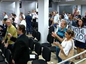 Vereadores de Presidente Prudente rejeitam projeto para aumentar IPTU - Texto do Executivo foi apreciado nesta segunda-feira (27).