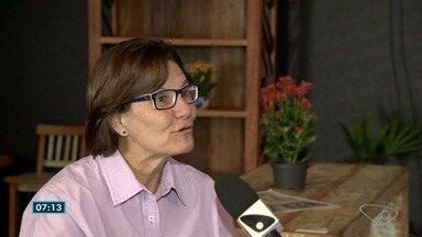 'Devemos tomar leite durante toda a vida', diz médica Ana Escobar - Segundo ela, leite é uma importante fonte de cálcio.