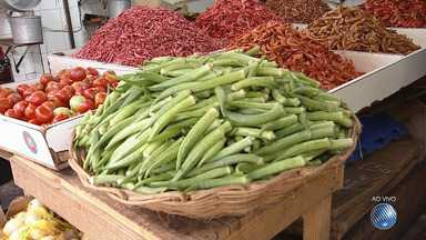 Veja como estão os preços dos ingredientes para o caruru de Santa Bárbara - O dia da santa será comemorado no dia 4 de dezembro.