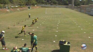 Caldense confirma três jogos na preparação para o Campeonato Mineiro - Caldense confirma três jogos na preparação para o Campeonato Mineiro